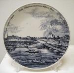 Вид города Твери с литографии 1836 года. Вид 1.